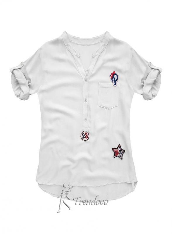 Bílá košile 8850