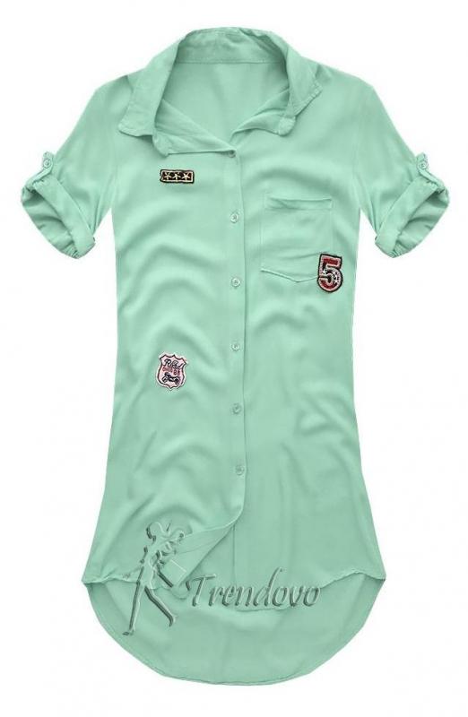 Mátová košile 6233