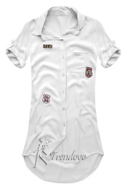 Bílá košile 6233