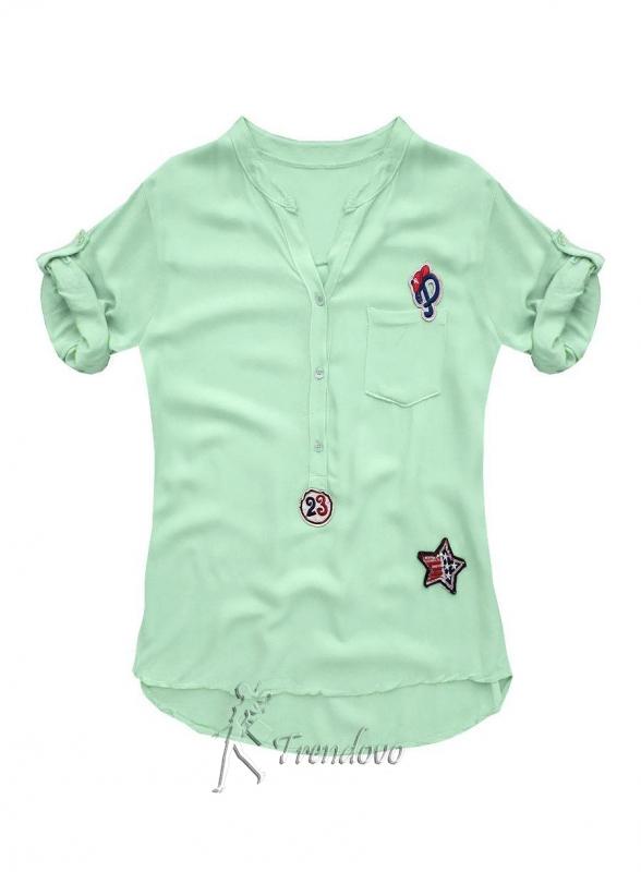 Mátová košile 8850