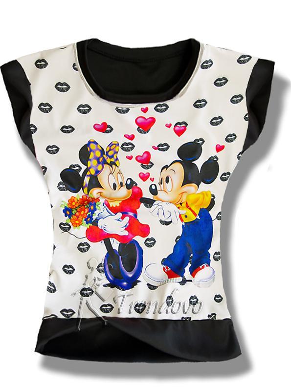 Tričko Minnie 002