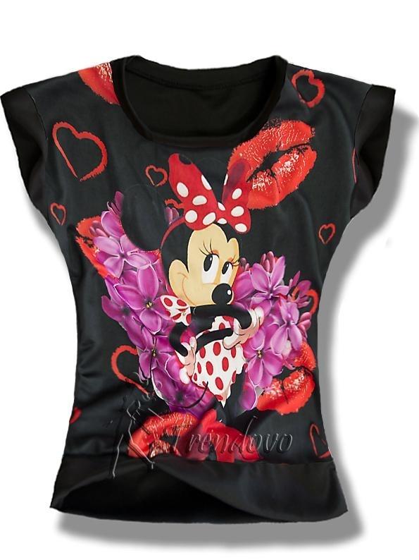 Tričko Minnie 004