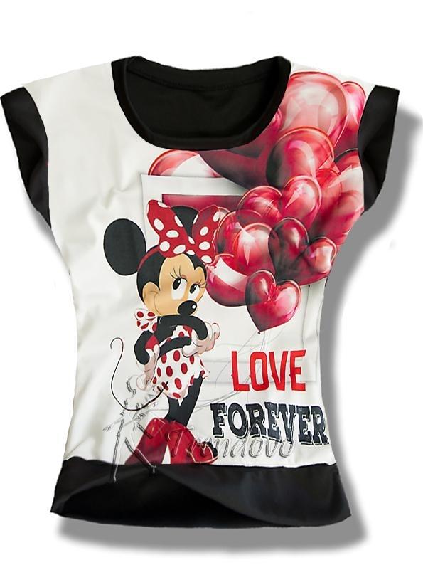 Tričko Minnie 005