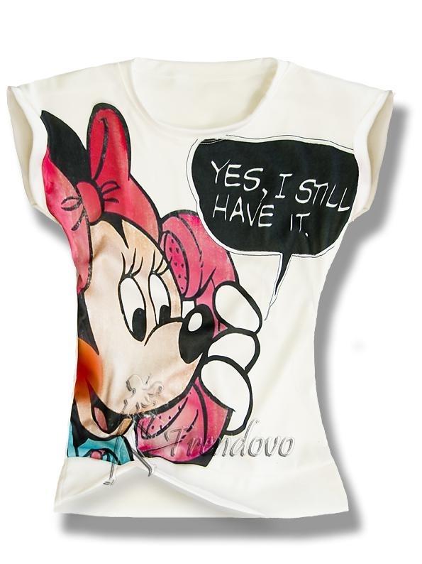 Tričko Minnie 006