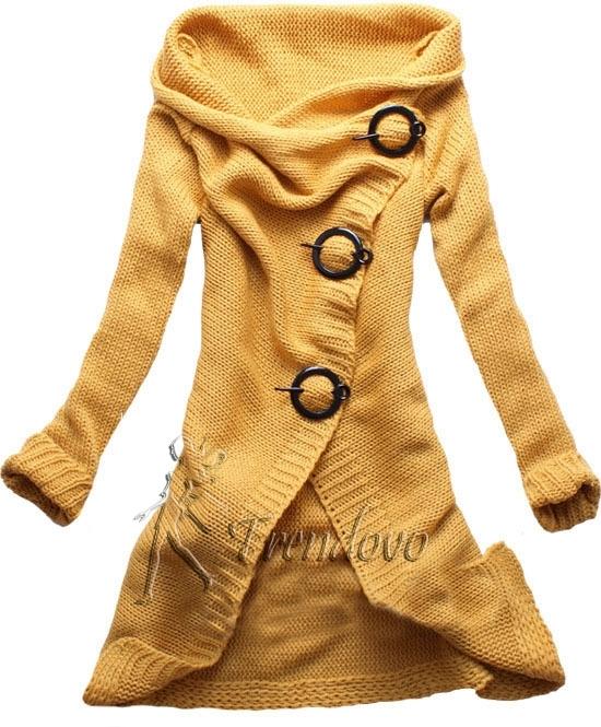 Žlutý svetr 9876