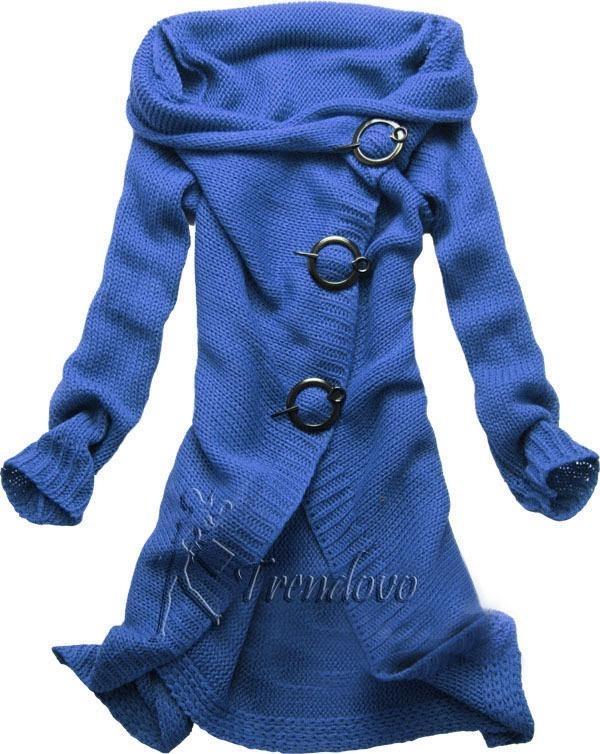 Modrý svetr 9876