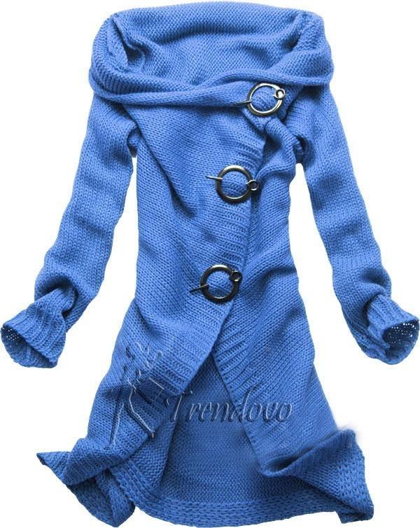 Jeans svetr 9876